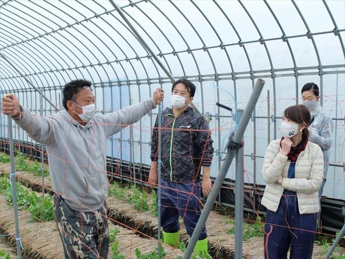 南房総農育プロジェクト岩槻さん